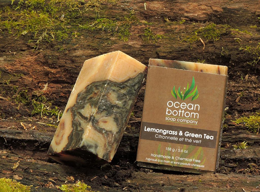 lemongrass and green tea