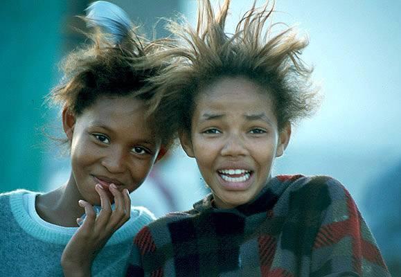 South Arfican girls