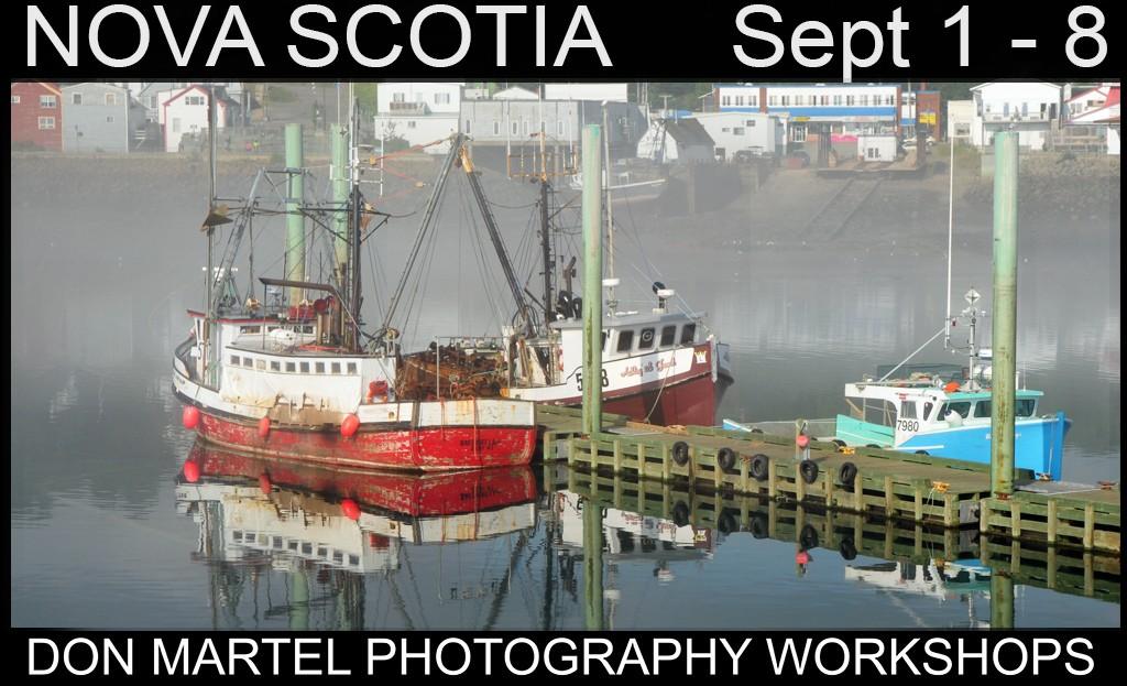 nova scotia Sept 1 - 8